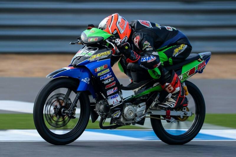 Juara UB130 ARRC, Wahyu Aji Bersiap Taklukan Motor 250cc