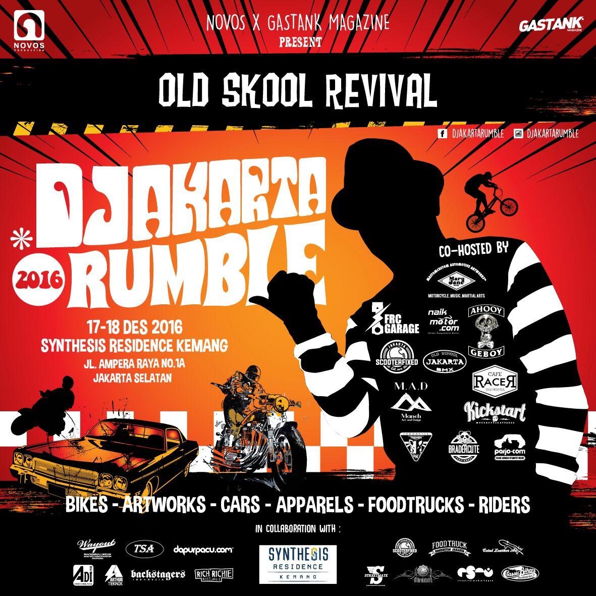 Djakarta Rumble 2016