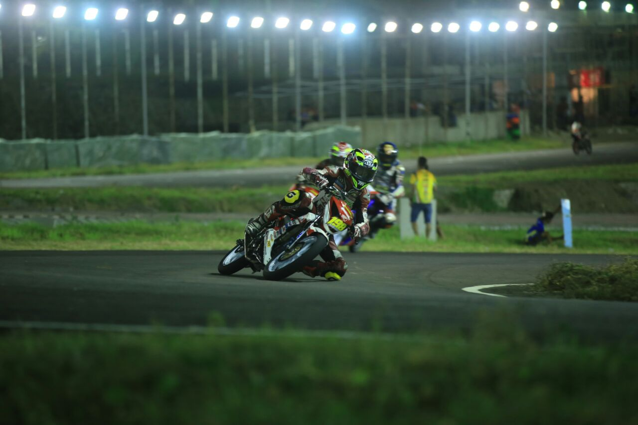 Final Sidrap prix Night race 2016