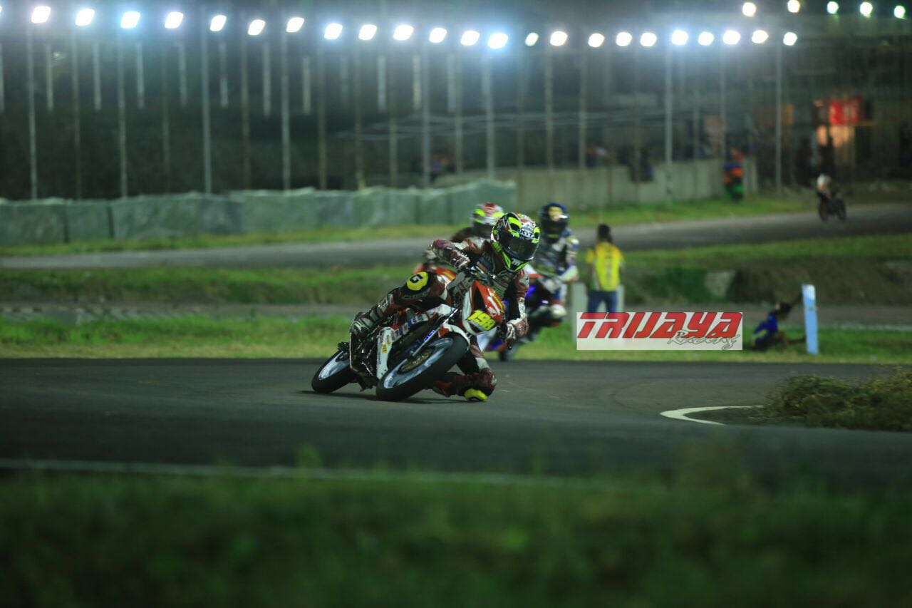 hasil kualifikasi grand final motoprix sidrap 2016