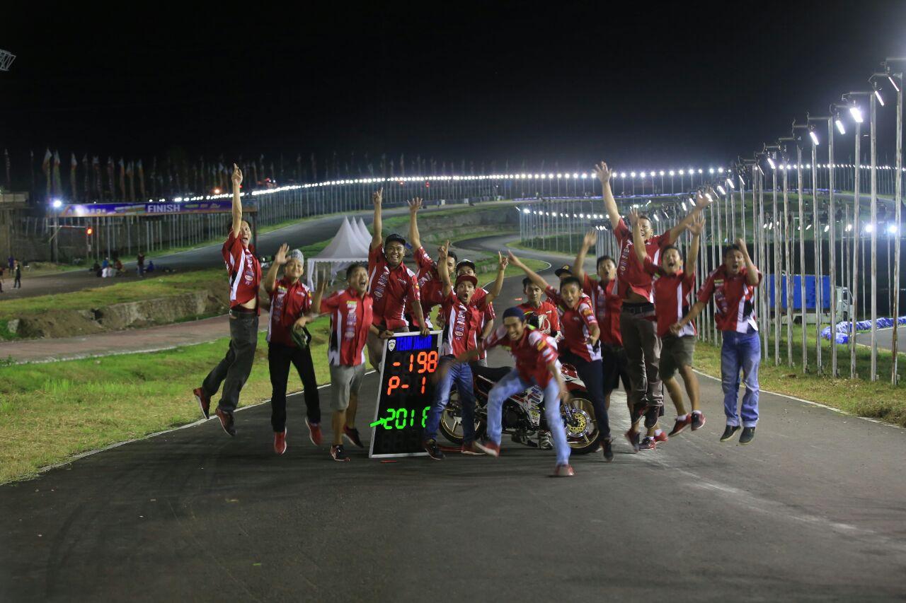 Final Sidrap prix NIght race 2016