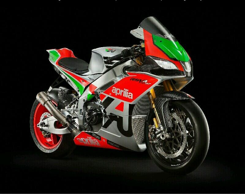 Aprilia RSV4 MotoGP