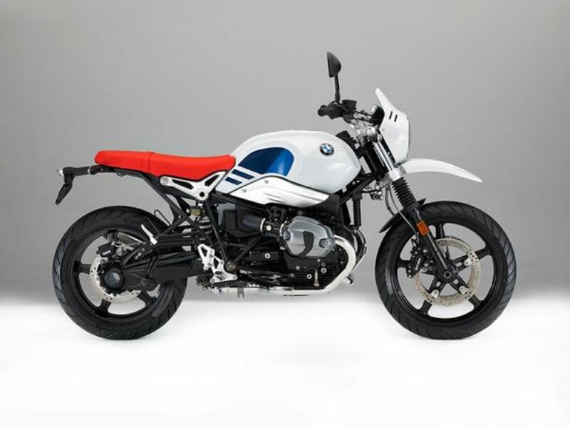 BMW Motorrad akan memajang BMW RnineT Urban GS di Progressive New York Motorcycle Show, 9-11 Desember 2016. Foto: motorcycle