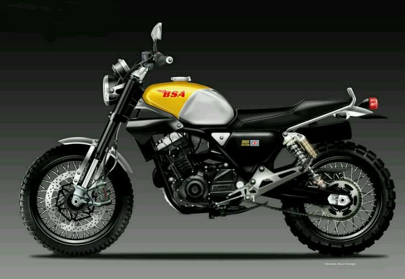 BSA Victor 355