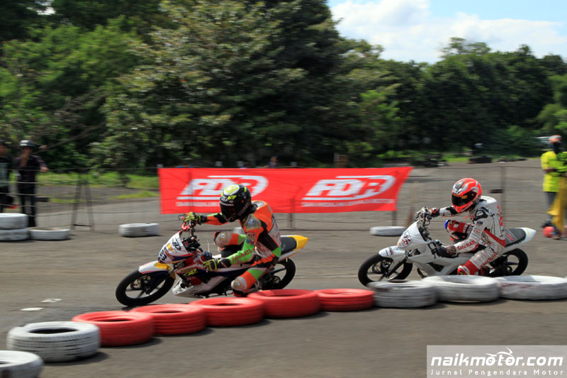 Gebyar Sumber Production Open Road Race Championship