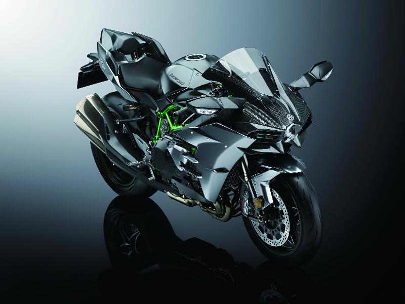 Kawasaki Ninja H2 Carbon Cuma 5 Unit di Indonesia