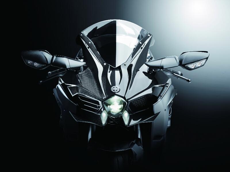 Kawasaki Ninja H2 Carbon Hanya Ada 5 Di Indonesia.