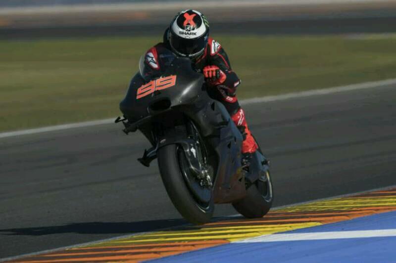 Ducati itu Ferrari-nya sepeda motor