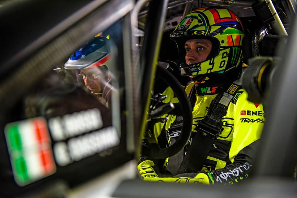 Rossi Siap Pertahankan Gelar Monza Rally