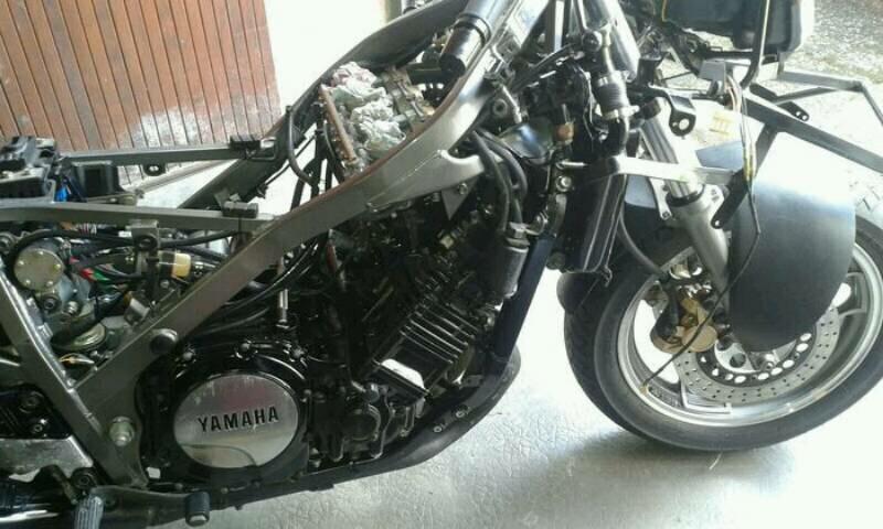 Yamaha Powa D10