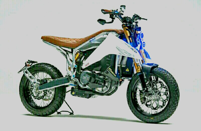 Tacita perkenalkan Aero E-Racer.