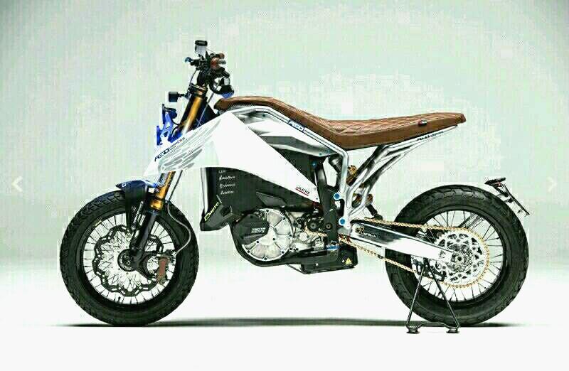 sukses di MotoX listrik, Tacita perkenalkan Aero E-Racer.