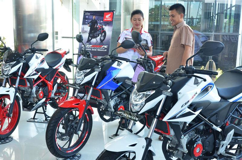 Honda Jual 4,3 Juta Unit