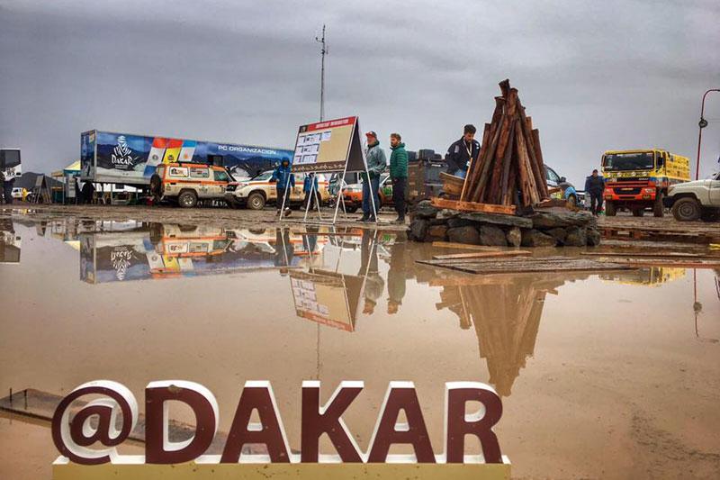 Stage 6 Reli Dakar 2017 Dibatalkan