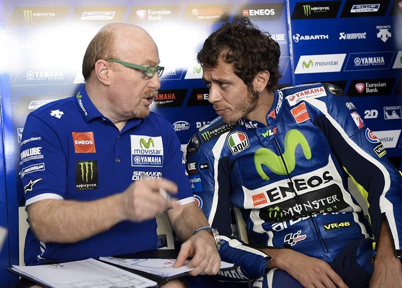 Kepala Mekanik Rossi