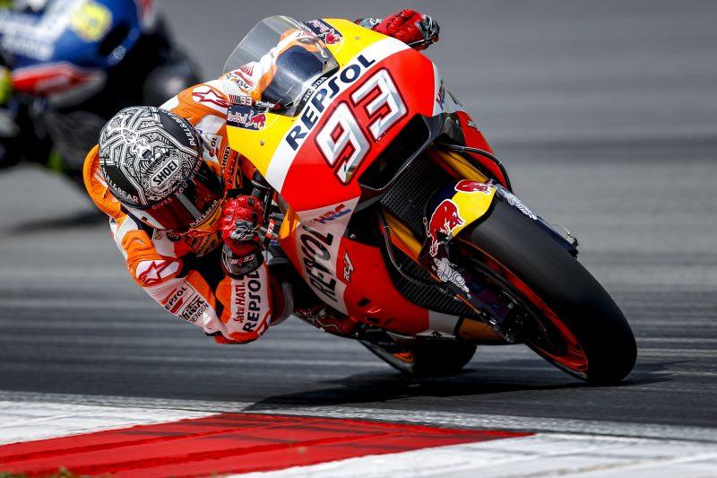 Dua musuh besar lawan Marquez di MotoGP 2017