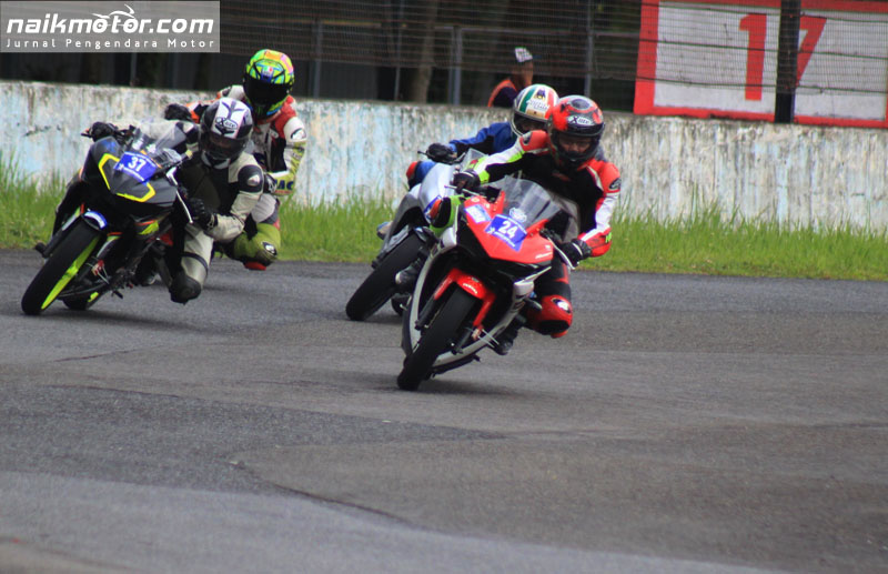 Regulasi Indonesia Trackday Series