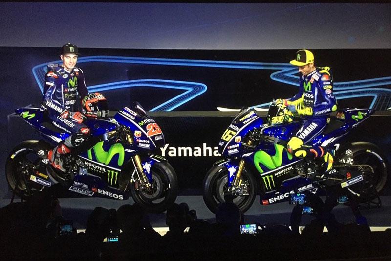 Livery Baru M1 Movistar Yamaha MotoGP 2017