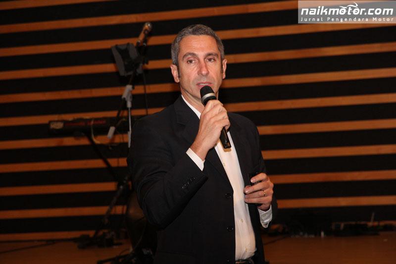 Expert Manager Nolan Group, Luca Farini