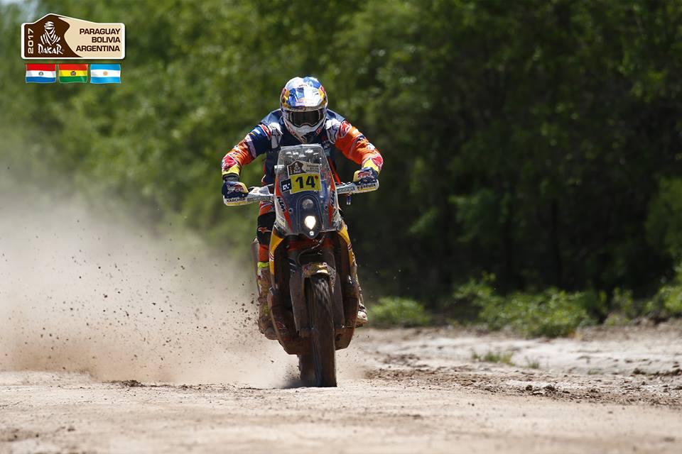 KTM Raih Hasil Ganda di Stage 5 Dakar 2017