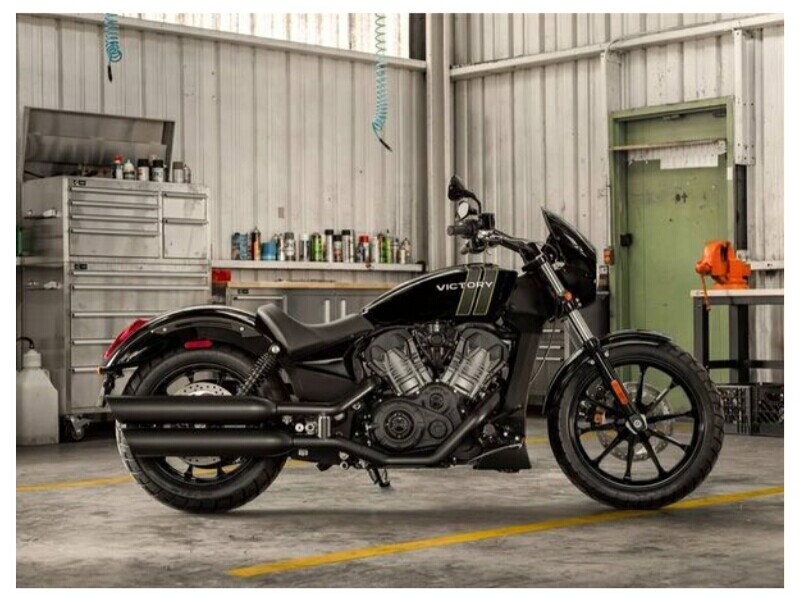 Polaris Tutup Victory Motorcycle