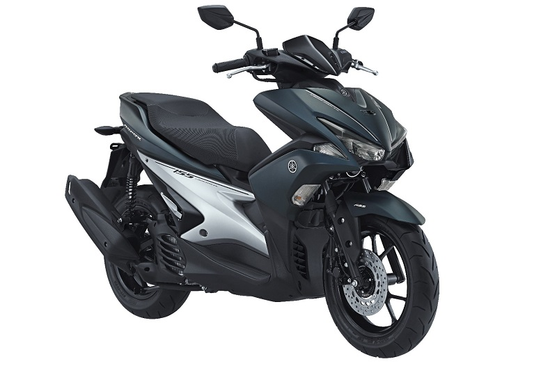 Yamaha Aerox 155 S-Version Blue