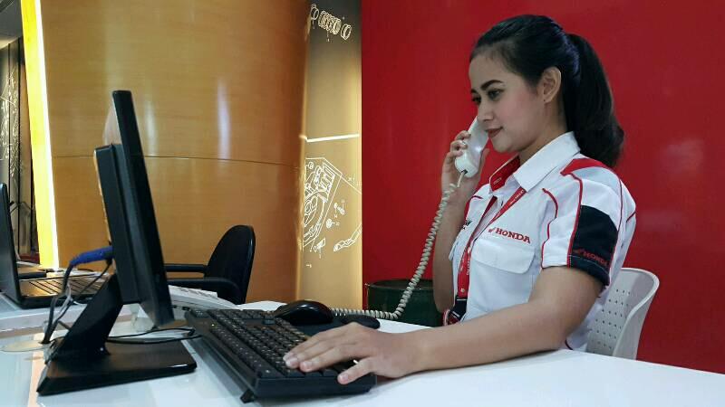 Diskon 30% Booking Service di AHASS Gunung Sahari Selama 2017