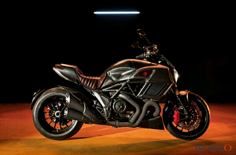 666 Unit Ducati Diavel Diesel