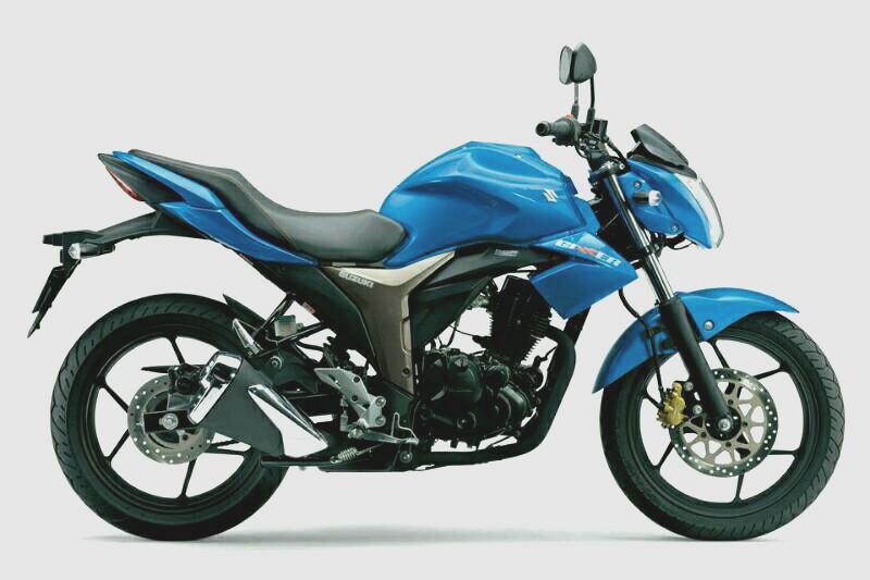Roadster Suzuki 155cc Ini Berhasil Menembus Pasar Jepang