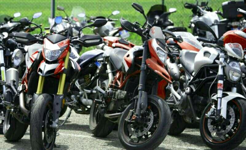 Penjualan Sepeda Motor di Eropa Naik 5,4%
