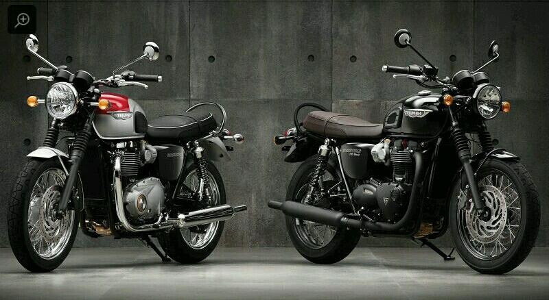 Triumph Bonneville T120 dan T120 Black Bermasalah