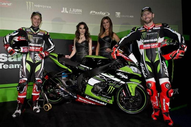 Kawasaki Racing Team Menjadi Tim Terakhir Yang Diluncurkan