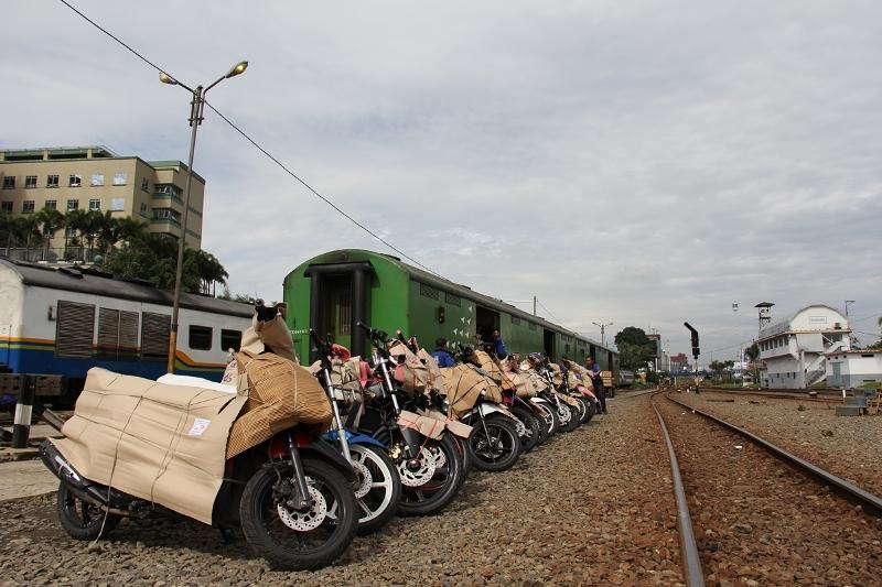 Angkutan Motor Gratis untuk Mudik Lebaran 2017