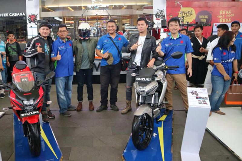 Suzuki GSX-150 Mengaspal di Surabaya dan Bekasi