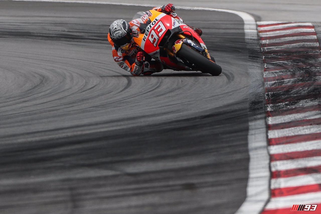 Hasil Kombinasi Tes MotoGP Sepang