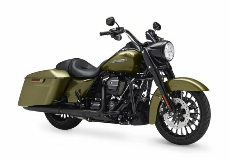 Harley-Davidson Road King Special Kini Bermesin Milwaukee Eight