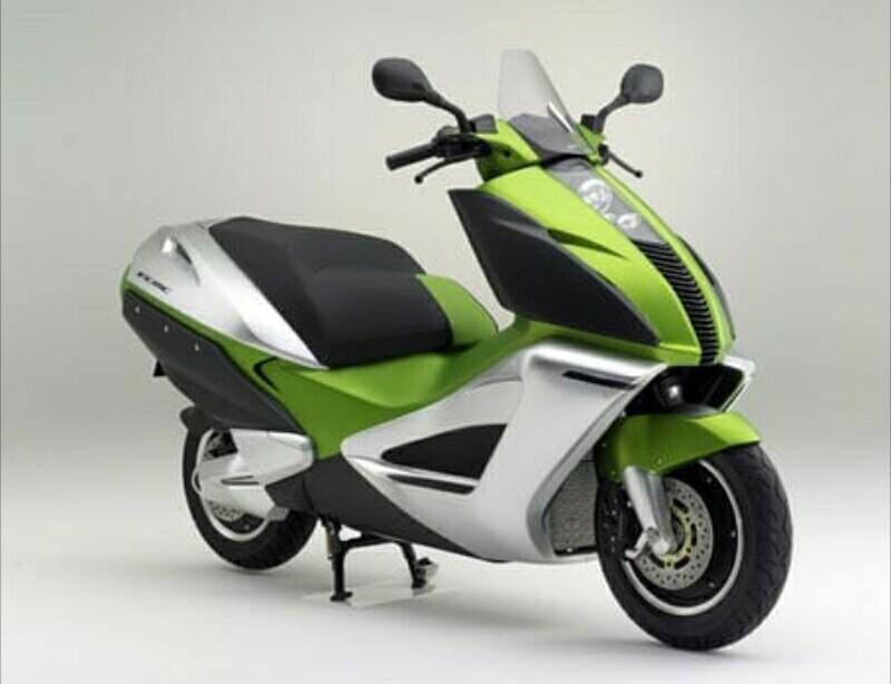 Honda dan GM siap memproduksi skuter