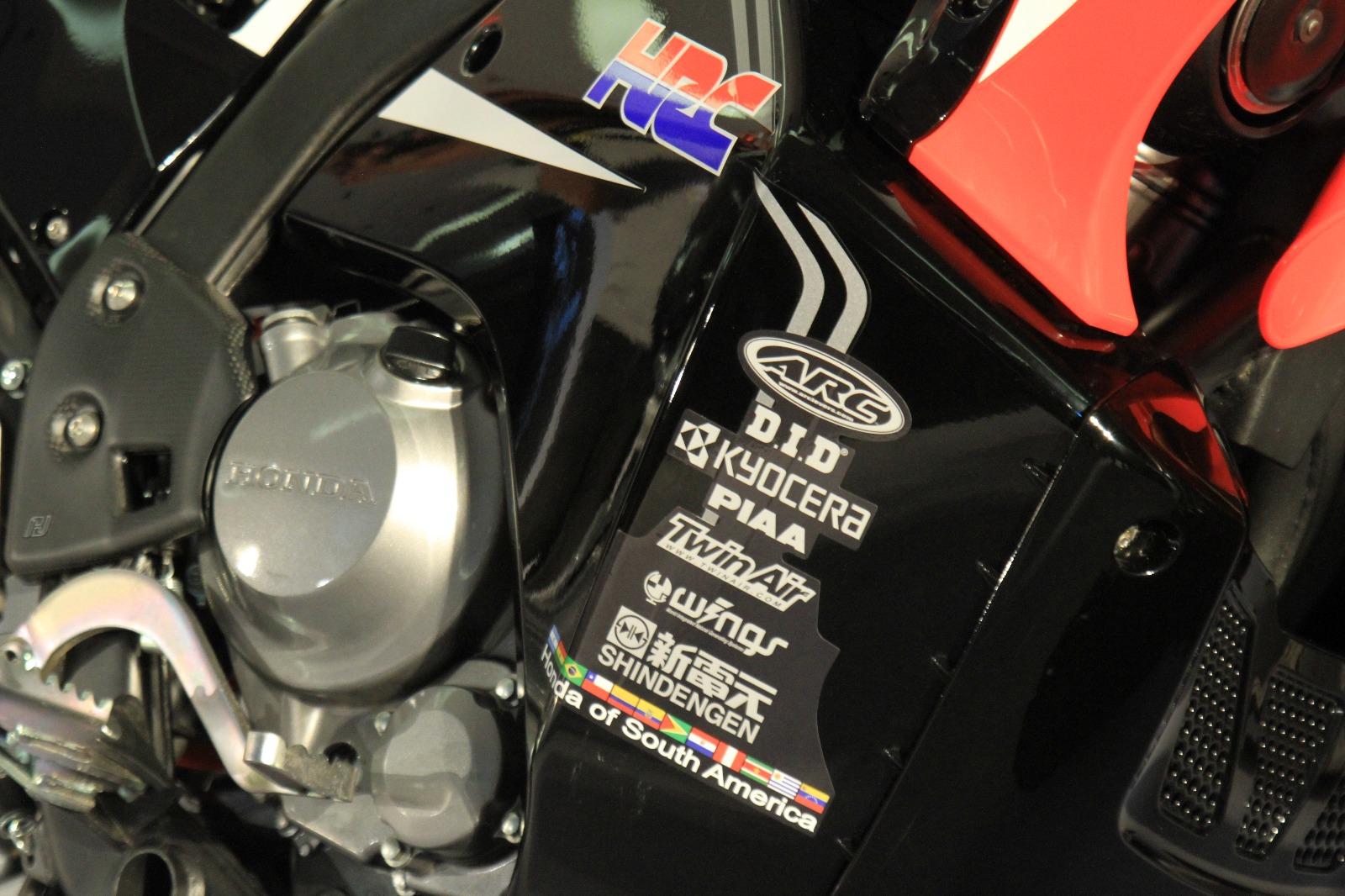 Fitur-fitur yang Diusung Honda CRF250Rally