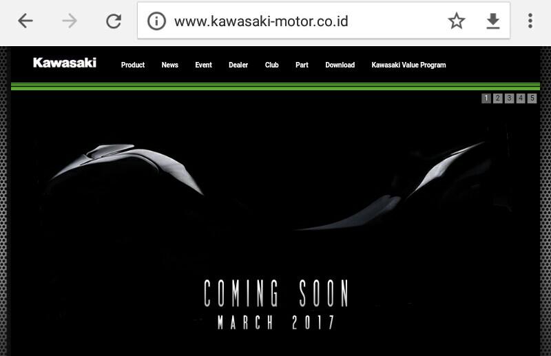 Menerka Sosok Baru Kawasaki di Bulan Maret Mendatang