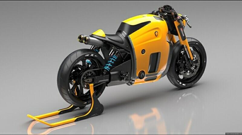 Motor Koenigsegg Di Mata Desainer Maksim Burov