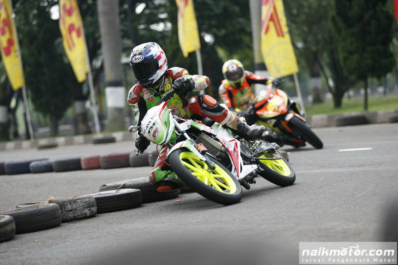 Hasil QTT Sumber Production Trijaya Open Road Race