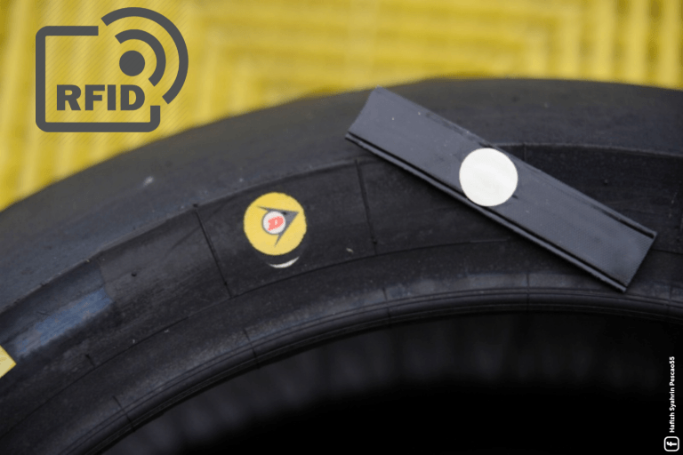 Beda Data Logger Wireless di Ban Michelin dan Dunlop