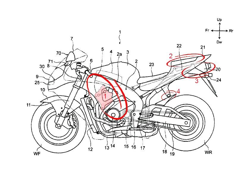 Honda CBR600 Series akan Dihadirkan Generasi Barunya