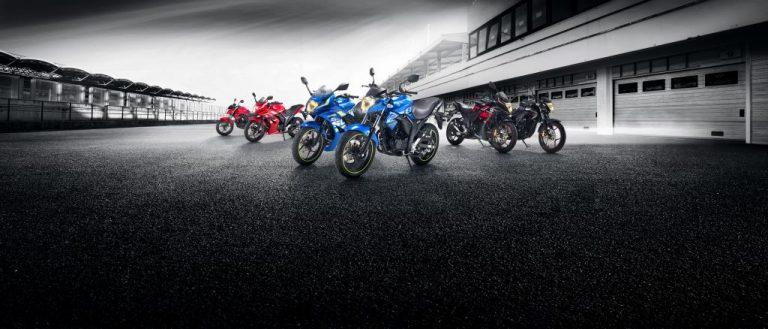 Tak Mau Kalah Dengan Suzuki GSX-R150 Gixxer Juga Diperbaharui