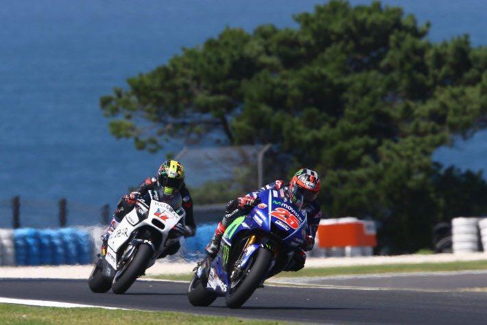 Hasil Tes MotoGP Australia Hari Kedua