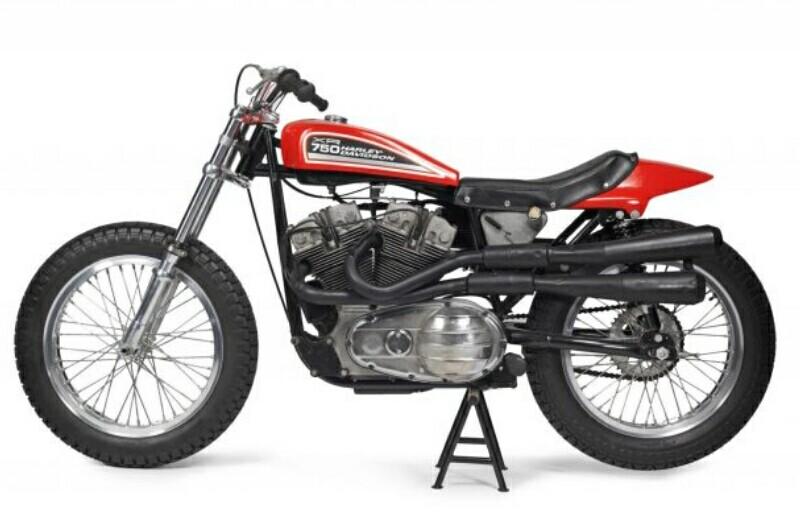 Harley-Davidson XR750 Berjaya Karena Regulasi AMA