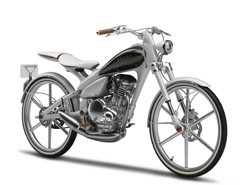Yamaha YA-1 Sebagai Sepeda Motor Pertama Yamaha