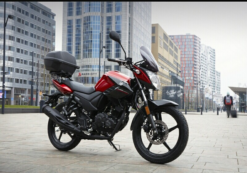 Yamaha Meluncurkan Motor Baru YS125