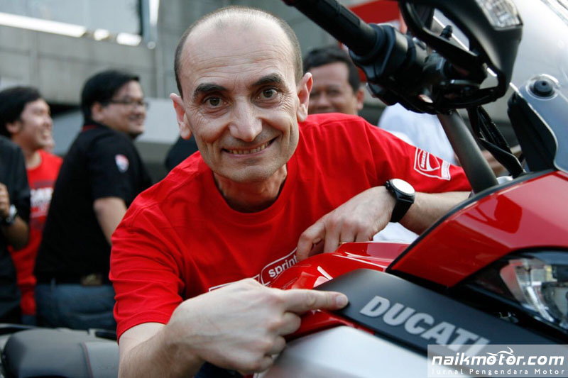 Hasil tes MotoGP Australia