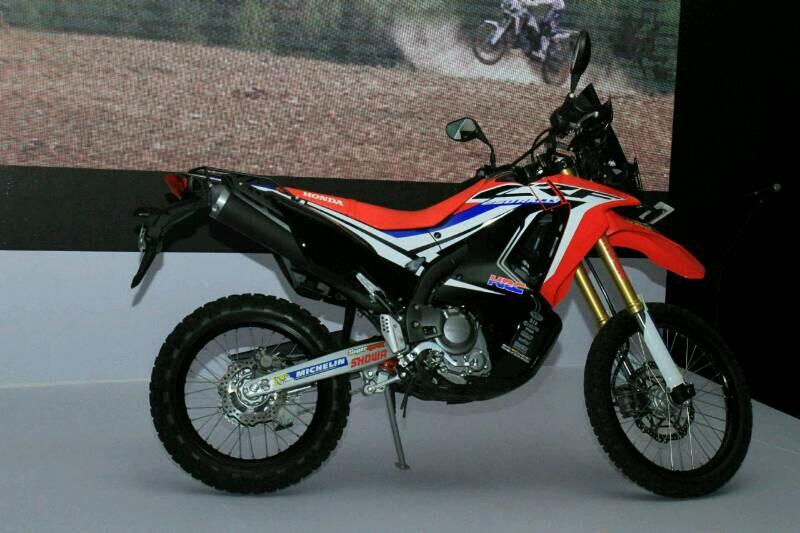 Hanya Rp 62,9 Juta, Honda CRF250RALLY Siap Taklukan Aceh hingga Papua